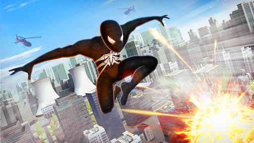 Spider Superhero Fly Simulator astuce Eicn.CH 1