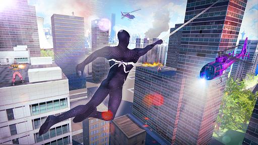 Spider Superhero Fly Simulator astuce Eicn.CH 2