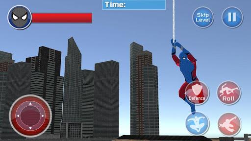 Strange Hero Spider Boy la maison Story astuce Eicn.CH 2
