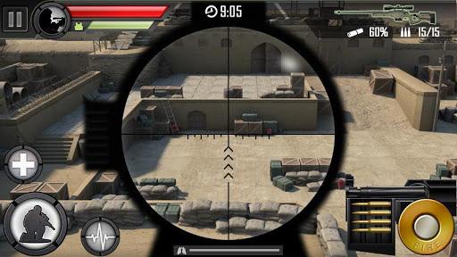 Tireur isol – Modern Sniper astuce Eicn.CH 1