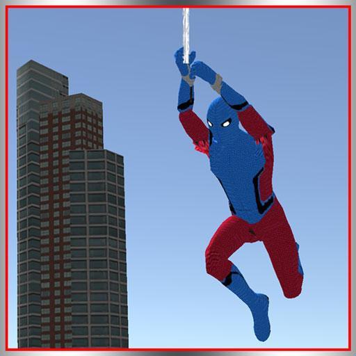 Tlcharger Code Triche Strange Hero Spider Boy la maison Story APK MOD