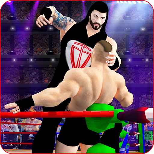 Tlcharger Code Triche Tag team wrestling 2019 Cage death fighting Stars APK MOD