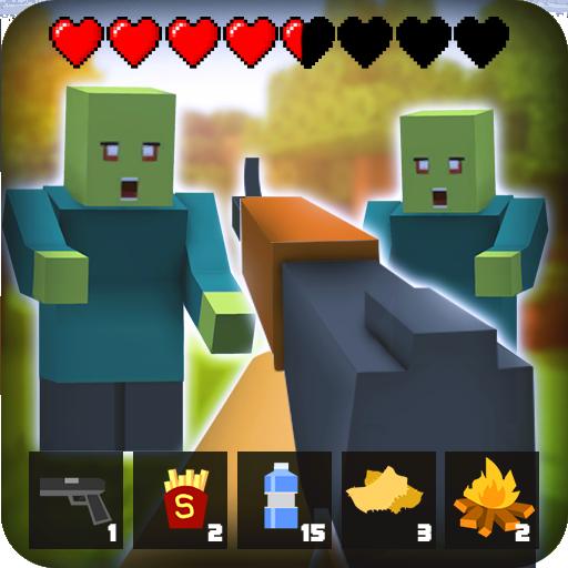Tlcharger Code Triche Zombie Craft Survival Meilleur jeu de tir gratuit APK MOD