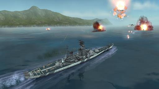 WARSHIP BATTLE3D World War II astuce Eicn.CH 2