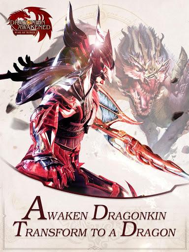 War of Rings-Awaken Dragonkin astuce Eicn.CH 1