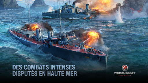 World Of Warship Blitz Jeu de Bataille Navale astuce Eicn.CH 1