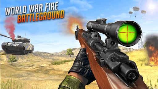 World War Survival FPS Shooting Game astuce Eicn.CH 1