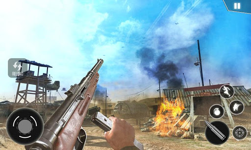 World War Survival FPS Shooting Game astuce Eicn.CH 2