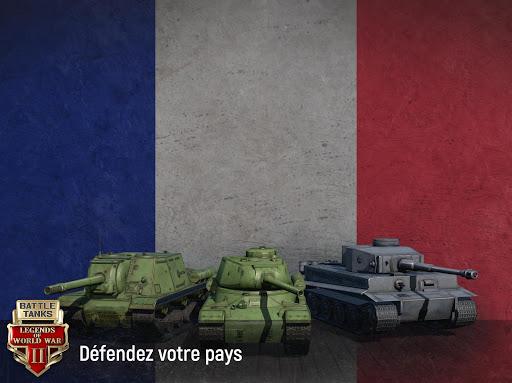 Battle Tanks Legends of World War II astuce Eicn.CH 2