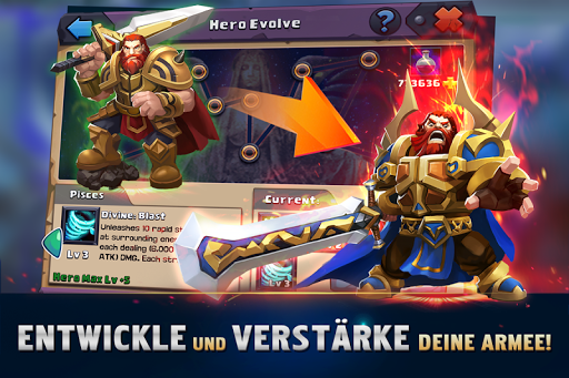 Clash of Lords 2 Ehrenkampf astuce Eicn.CH 1