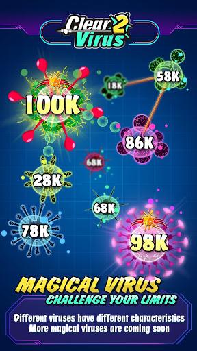 Clear Virus – Clash of Bio 98K Virus War astuce Eicn.CH 2