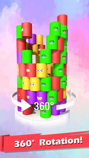 Color Ball 3D – Shoot amp Hit Down astuce Eicn.CH 2