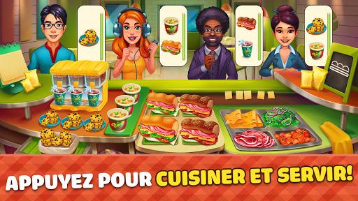 Cook It Le Jeu de cuisine en folie pour filles astuce Eicn.CH 1