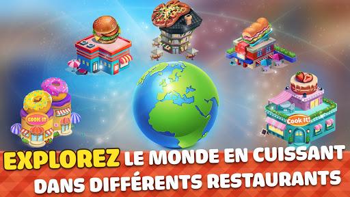 Cook It Le Jeu de cuisine en folie pour filles astuce Eicn.CH 2