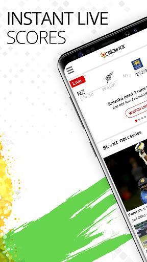 Cricwick Live Cricket Scores Updates amp Videos astuce Eicn.CH 1