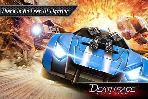 Death RaceCrash Burn astuce Eicn.CH 1