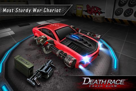 Death RaceCrash Burn astuce Eicn.CH 2