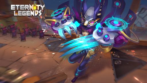 Eternity Legends – Dynasty Warriors – 3D strategy astuce Eicn.CH 1