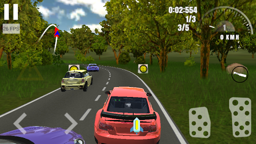 Final Rally Real Extreme Racing 3D astuce Eicn.CH 2