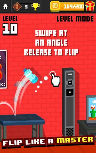 Flippy Bottle Extreme astuce Eicn.CH 1