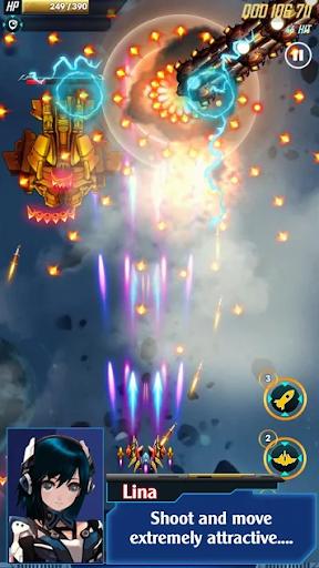 Galaxy Shooter – Galaxy Attack Adventure astuce Eicn.CH 1