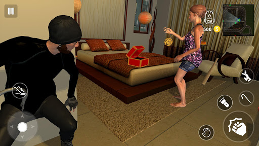 Heist Thief Robbery – Sneak Simulator astuce Eicn.CH 1