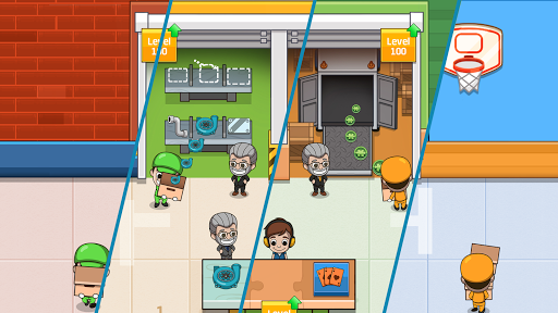 Idle Factory Tycoon – Magnat dentreprise astuce Eicn.CH 1