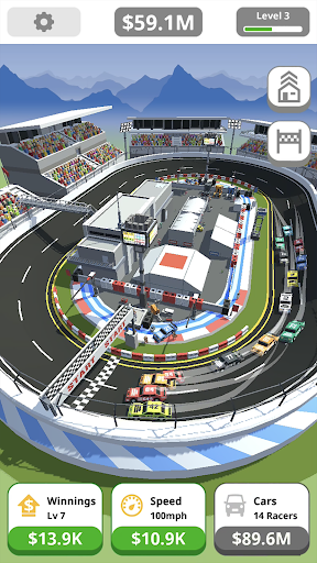 Idle Tap Racing astuce Eicn.CH 1