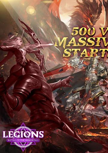 Legions Battle of the Immortals astuce Eicn.CH 1