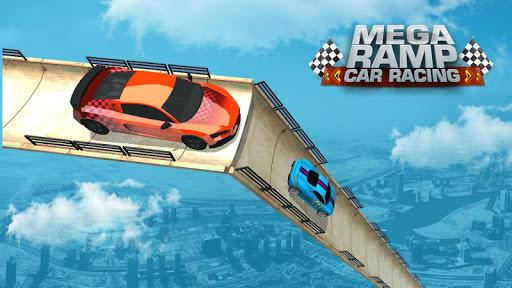 Mega Ramp Car Racing Impossible Tracks 3D astuce Eicn.CH 1