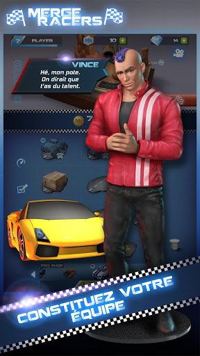 Merge Racers FONCEZ POUR GAGNER astuce Eicn.CH 1