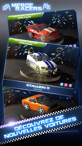 Merge Racers FONCEZ POUR GAGNER astuce Eicn.CH 2
