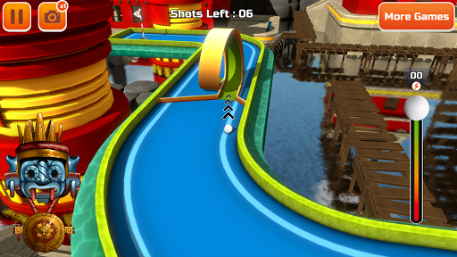 Mini Golf 3D City Stars Arcade – Multiplayer Rival astuce Eicn.CH 2