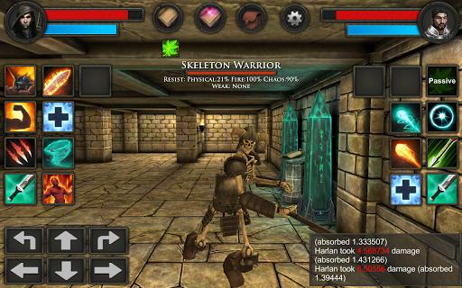 Moonshades a dungeon crawler RPG astuce Eicn.CH 2