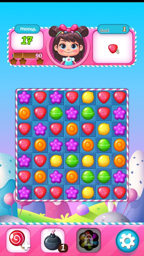 New Sweet Candy Pop Puzzle World astuce Eicn.CH 1