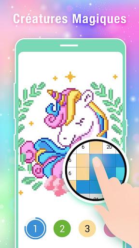 Pixel Art – Pixel Art Maker couleur Dessin Sandbox astuce Eicn.CH 2