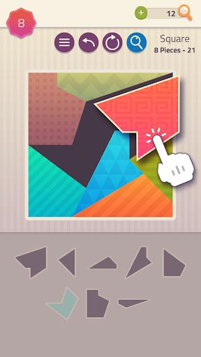 Polygrams – Jeux de casse-tte gratuit astuce Eicn.CH 1