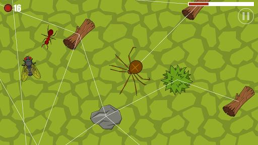 SpiderLand – Spider Web Simulator astuce Eicn.CH 2