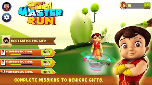 Super Bheem Master Run astuce Eicn.CH 1