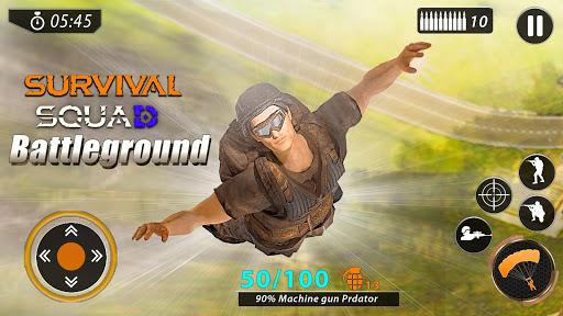 Survival Squad Battleground Unknown Legends Firing astuce Eicn.CH 1