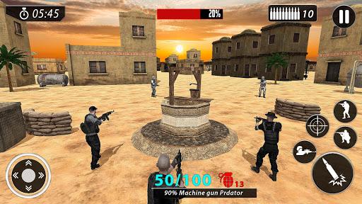 Survival Squad Battleground Unknown Legends Firing astuce Eicn.CH 2
