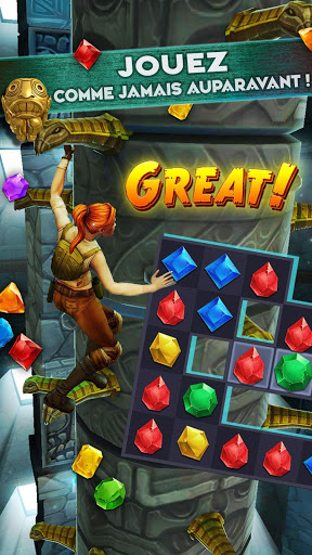 Temple Run Treasure Hunters astuce Eicn.CH 1