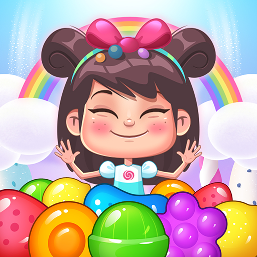 Tlcharger Code Triche New Sweet Candy Pop Puzzle World APK MOD