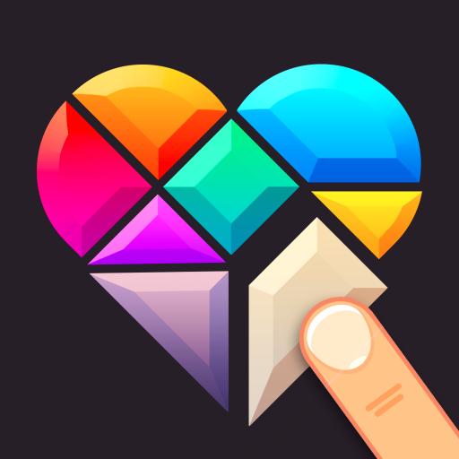 Tlcharger Code Triche Polygrams – Jeux de casse-tte gratuit APK MOD