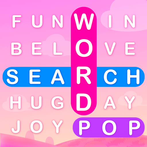 Tlcharger Code Triche Word Search Pop – Free Fun Find Link Brain Games APK MOD