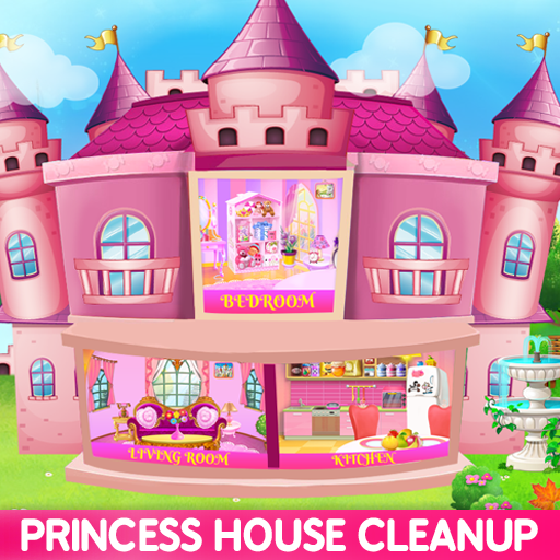 Tlcharger Code Triche nettoyage de maison de princesse pour les filles APK MOD