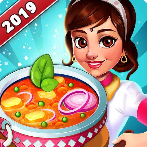 Tlcharger Gratuit Code Triche Indian Cooking Star Chef Jeux de cuisine APK MOD