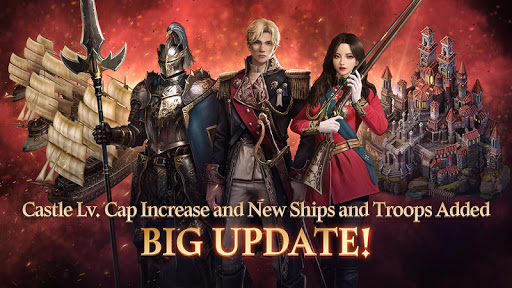 Uncharted Wars Oceans amp Empires astuce Eicn.CH 1