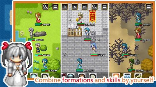Unlimited Skills Hero – Strategy RPG astuce Eicn.CH 2