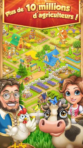 Village and Farm astuce Eicn.CH 1
